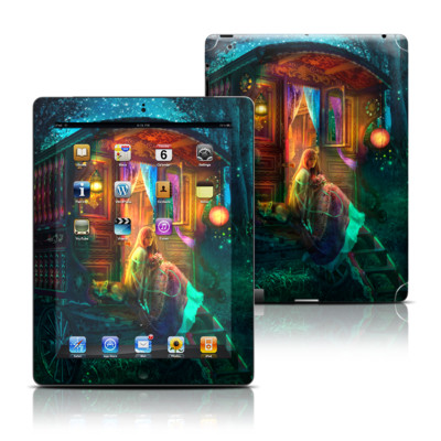 Apple iPad 3 Skin - Gypsy Firefly