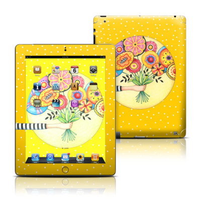 Apple iPad 3 Skin - Giving