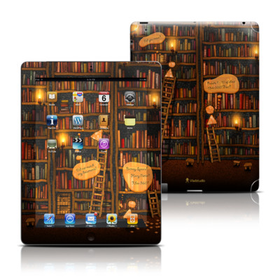 Apple iPad 3 Skin - Google Data Center