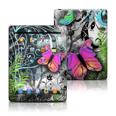 Apple iPad 3 Skin - Goth Forest