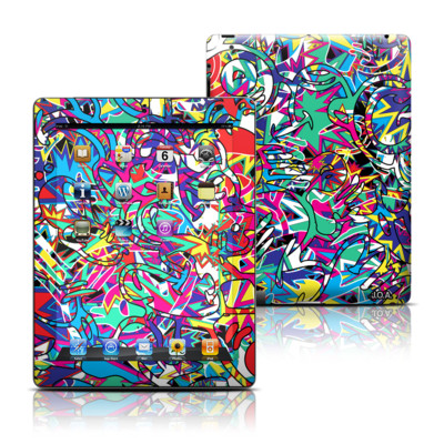 Apple iPad 3 Skin - Graf