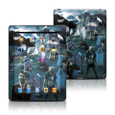 Apple iPad 3 Skin - Graveyard