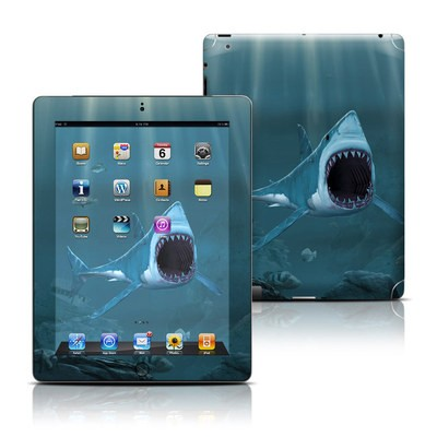 Apple iPad 3 Skin - Great White