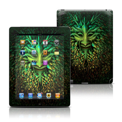 Apple iPad 3 Skin - Greenman