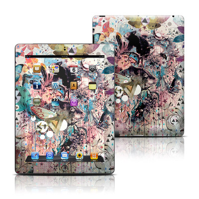 Apple iPad 3 Skin - The Great Forage