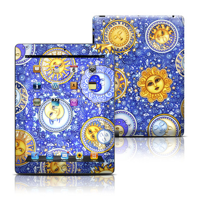Apple iPad 3 Skin - Heavenly