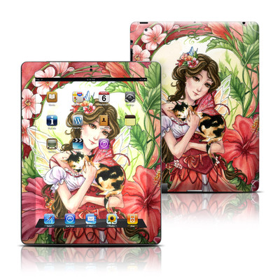 Apple iPad 3 Skin - Hibiscus Fairy