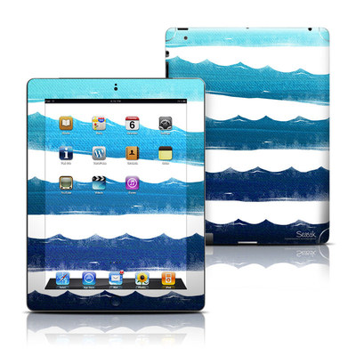 Apple iPad 3 Skin - Horizon Lines