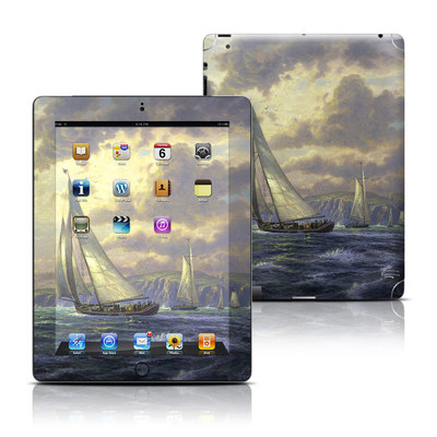Apple iPad 3 Skin - New Horizons