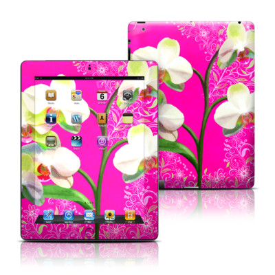 Apple iPad 3 Skin - Hot Pink Pop