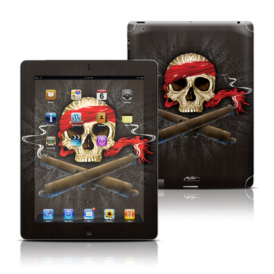 Apple iPad 3 Skin - High Seas Drifter