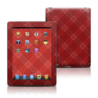 Apple iPad 3 Skin - Humidor