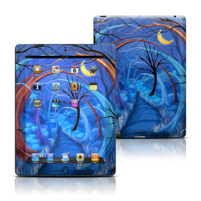 Apple iPad 3 Skin - Ichabods Forest