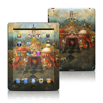 Apple iPad 3 Skin - Imaginarium