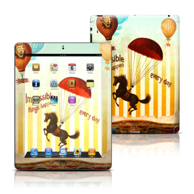 Apple iPad 3 Skin - Impossible