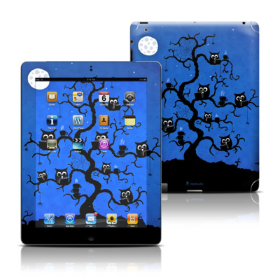 Apple iPad 3 Skin - Internet Cafe