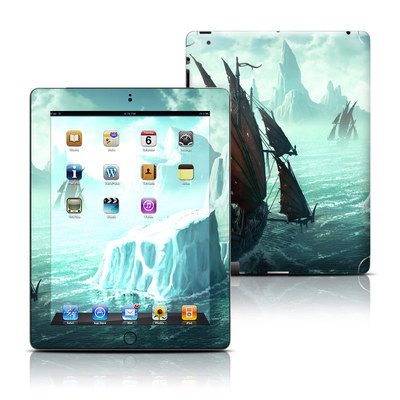 Apple iPad 3 Skin - Into the Unknown