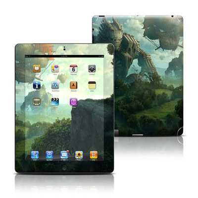 Apple iPad 3 Skin - Invasion