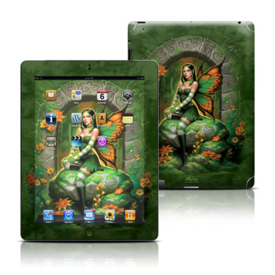 Apple iPad 3 Skin - Jade Fairy
