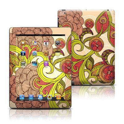 Apple iPad 3 Skin - Jill