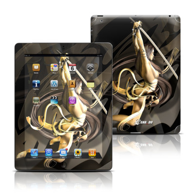 Apple iPad 3 Skin - Josei 6