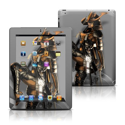 Apple iPad 3 Skin - Josei 7
