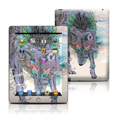 Apple iPad 3 Skin - Journeying Spirit