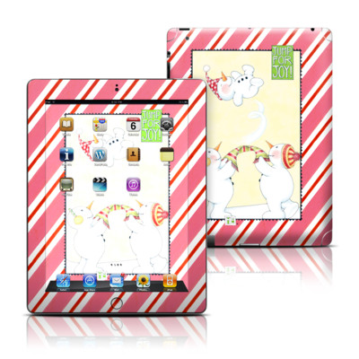 Apple iPad 3 Skin - Jump for Joy