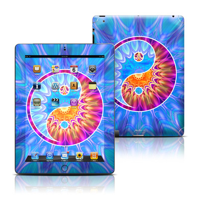 Apple iPad 3 Skin - Karmadala