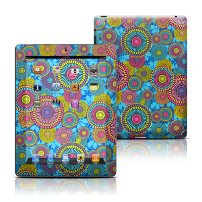 Apple iPad 3 Skin - Kyoto