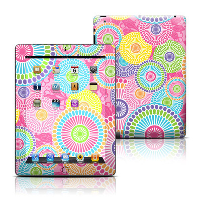 Apple iPad 3 Skin - Kyoto Springtime