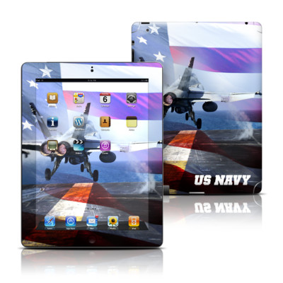 Apple iPad 3 Skin - Launch