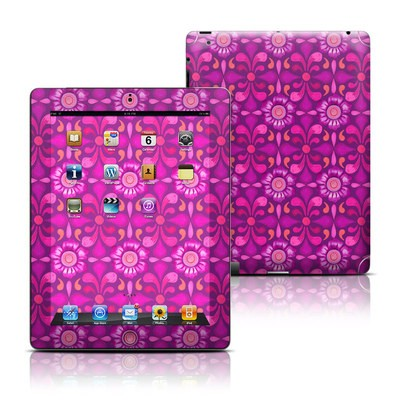 Apple iPad 3 Skin - Layla
