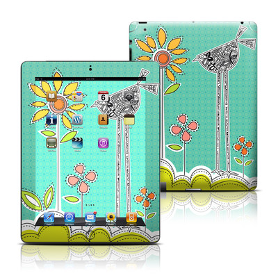 Apple iPad 3 Skin - Little Chicken