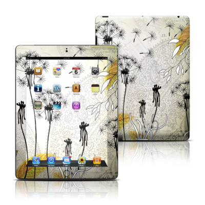 Apple iPad 3 Skin - Little Dandelion