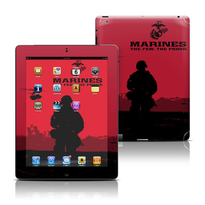 Apple iPad 3 Skin - Leadership