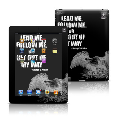 Apple iPad 3 Skin - Lead Me