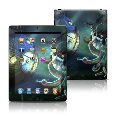 Apple iPad 3 Skin - 20000 Leagues