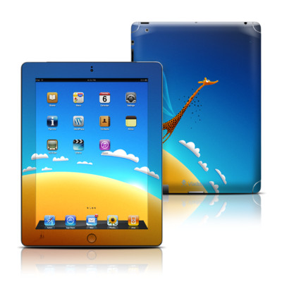 Apple iPad 3 Skin - Learn to Fly