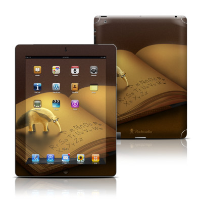 Apple iPad 3 Skin - Lettereater