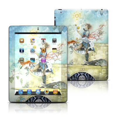 Apple iPad 3 Skin - Libra