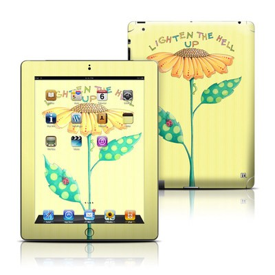 Apple iPad 3 Skin - Lighten Up