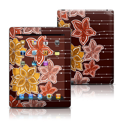 Apple iPad 3 Skin - Lila
