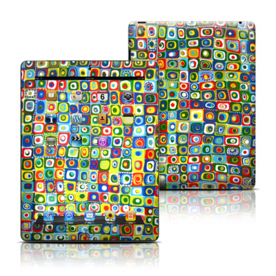 Apple iPad 3 Skin - Line Dancing