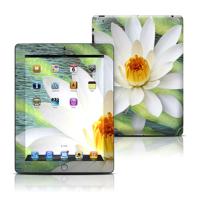 Apple iPad 3 Skin - Liquid Bloom