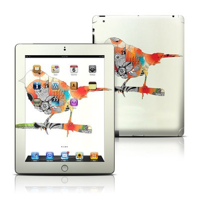 Apple iPad 3 Skin - Little Bird