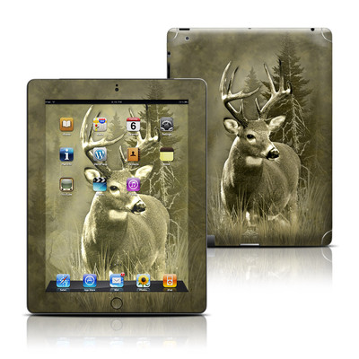 Apple iPad 3 Skin - Lone Buck