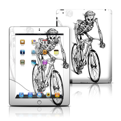 Apple iPad 3 Skin - Lone Rider