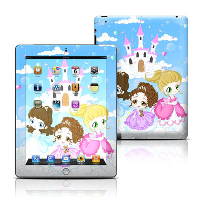 Apple iPad 3 Skin - Little Princesses