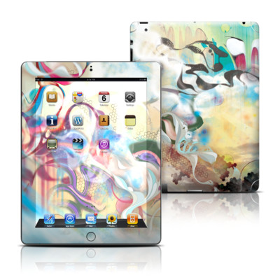 Apple iPad 3 Skin - Lucidigraff